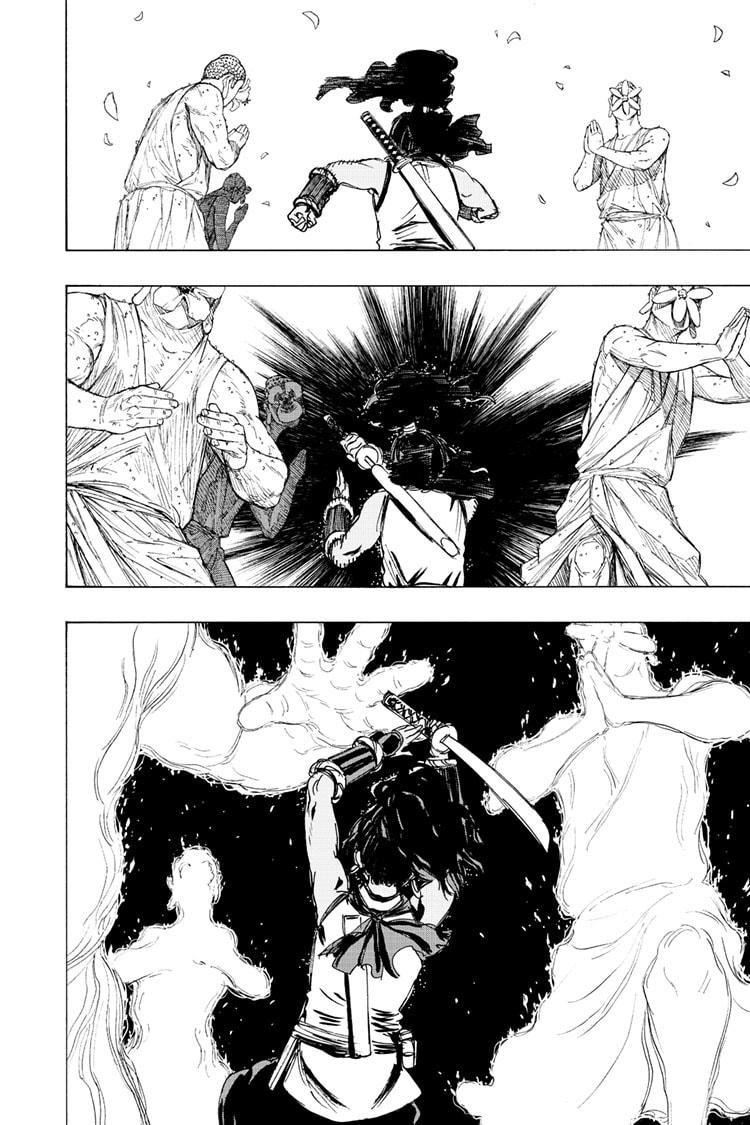 Manga Jigokuraku (Yuuji Kaku) - Chapter 101 Page 14