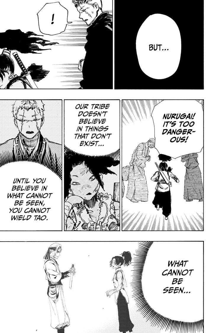 Manga Jigokuraku (Yuuji Kaku) - Chapter 101 Page 13