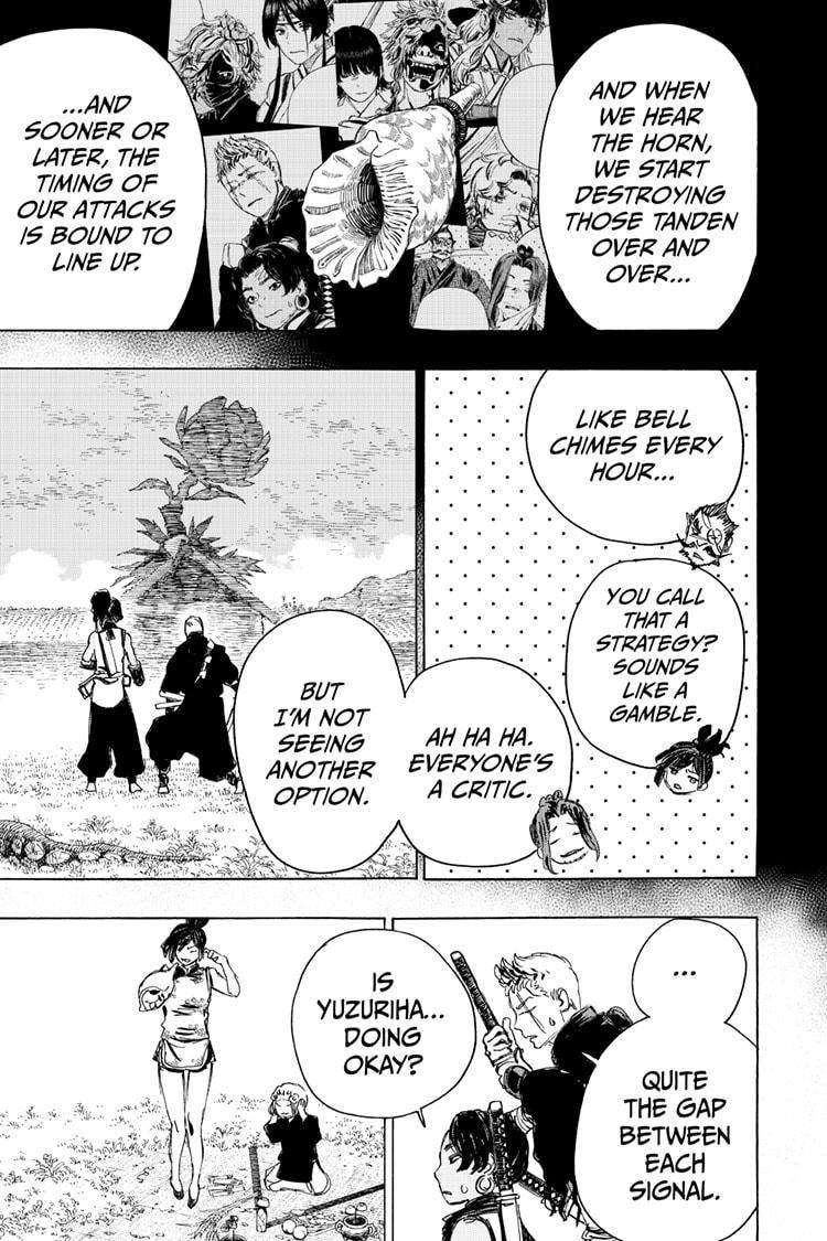 Manga Jigokuraku (Yuuji Kaku) - Chapter 101 Page 5