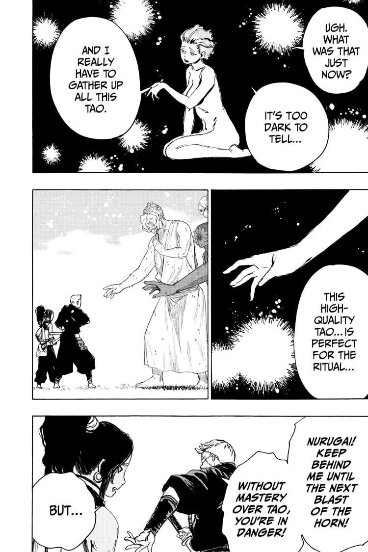 Manga Jigokuraku (Yuuji Kaku) - Chapter 101 Page 8