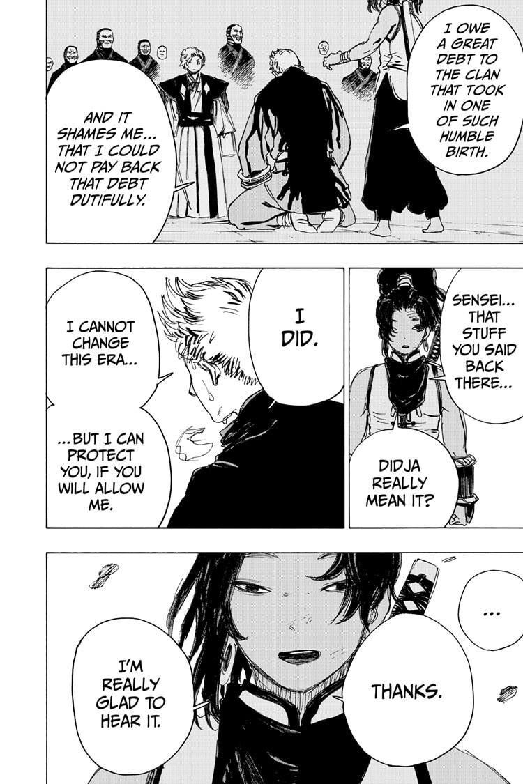 Manga Jigokuraku (Yuuji Kaku) - Chapter 101 Page 12