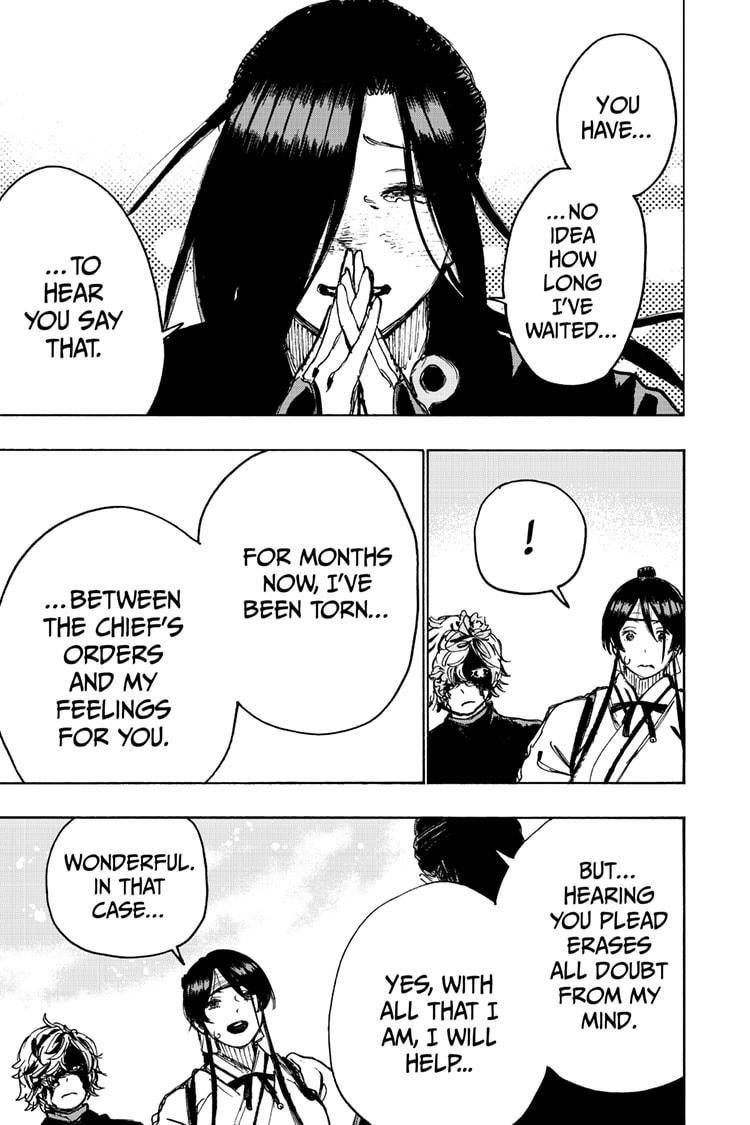 Manga Jigokuraku (Yuuji Kaku) - Chapter 103 Page 15