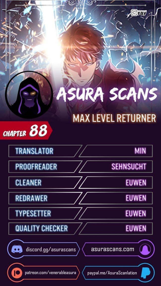 Manga Max Level Returner - Chapter 88 Page 1
