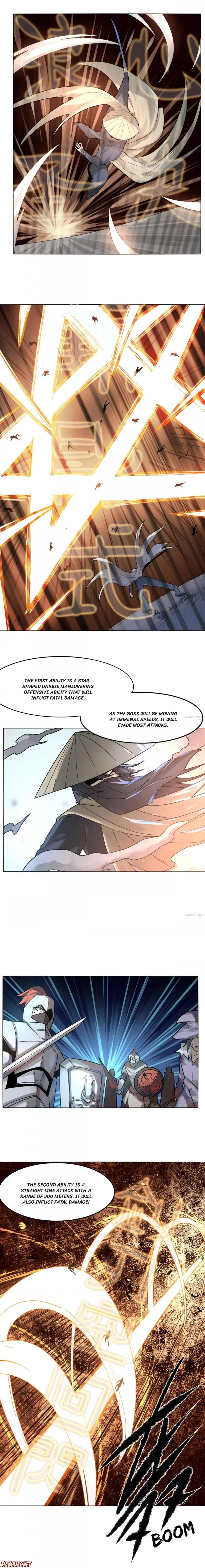 Manga Sword Of Benevolence - Chapter 93 Page 1
