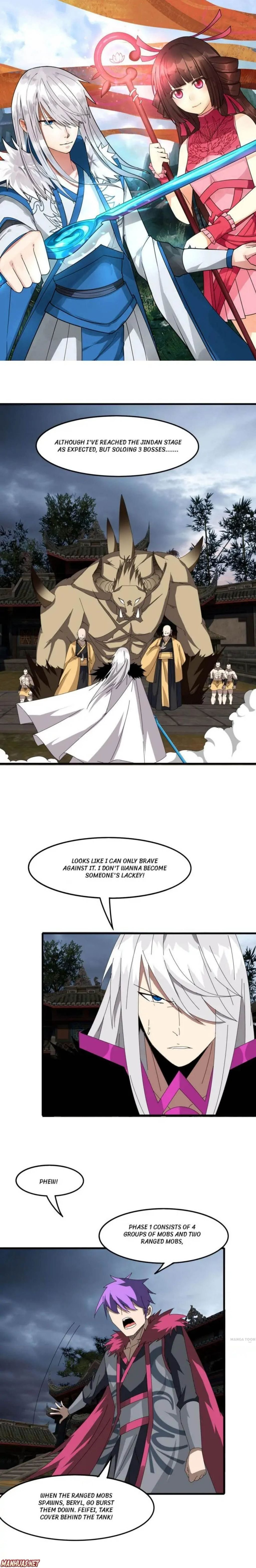 Manga Sword Of Benevolence - Chapter 58 Page 1