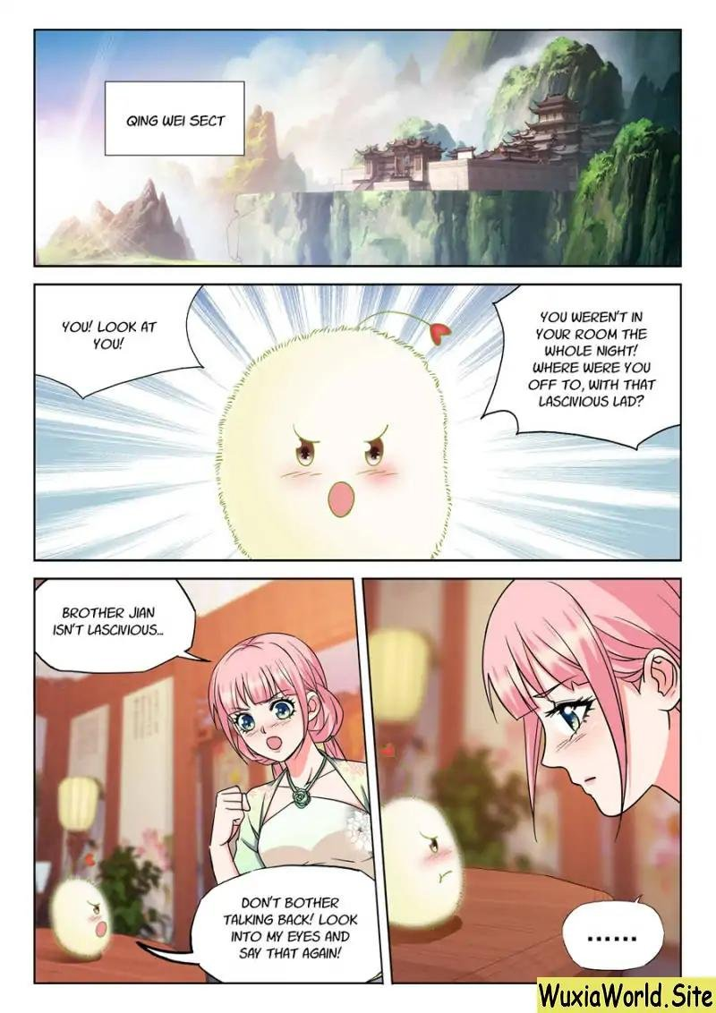 Manga The Romantic Anecdotes Of Mount Shu - Chapter 65 Page 1