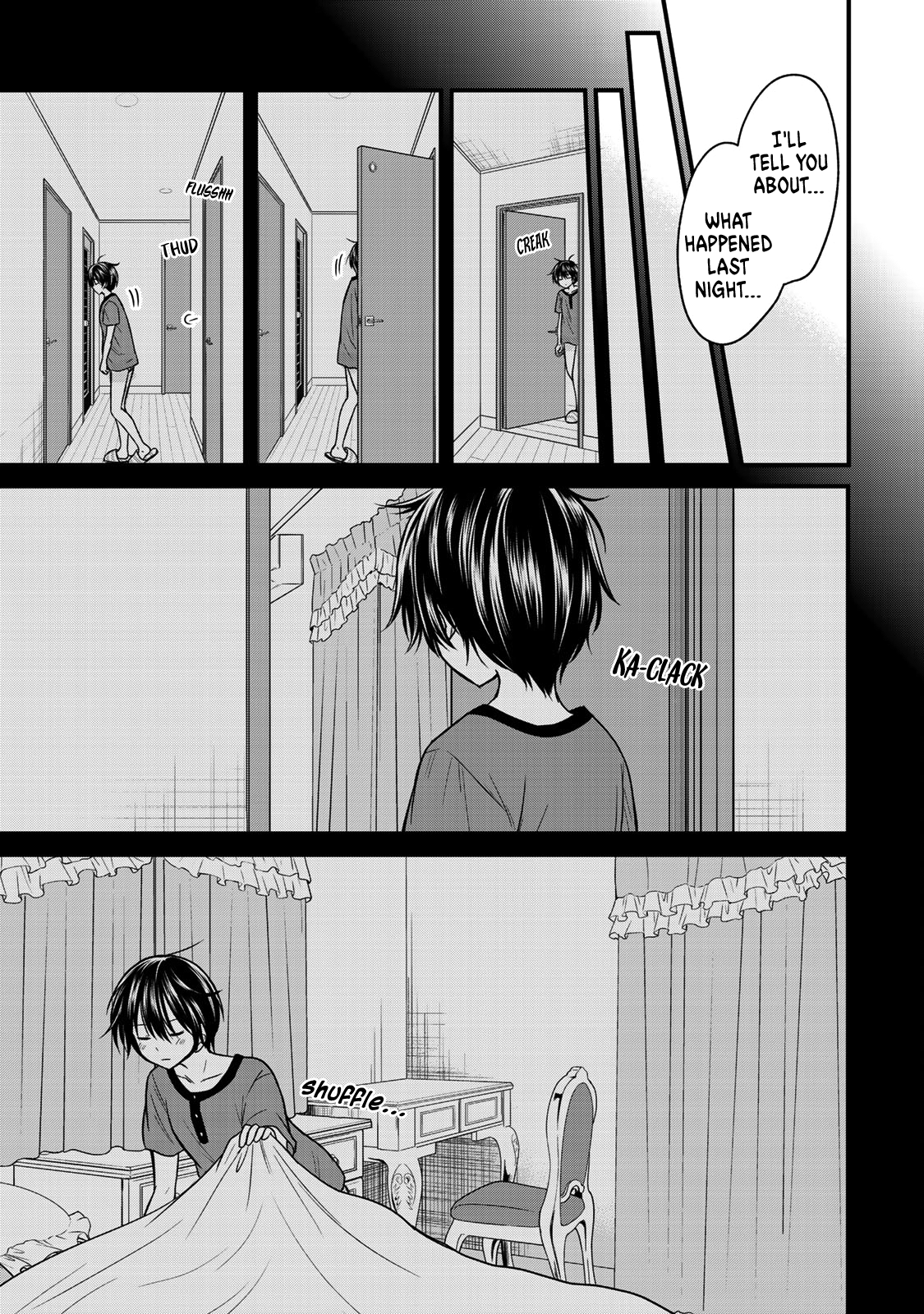 Manga Ojousama no Shimobe - Chapter 48 Page 6