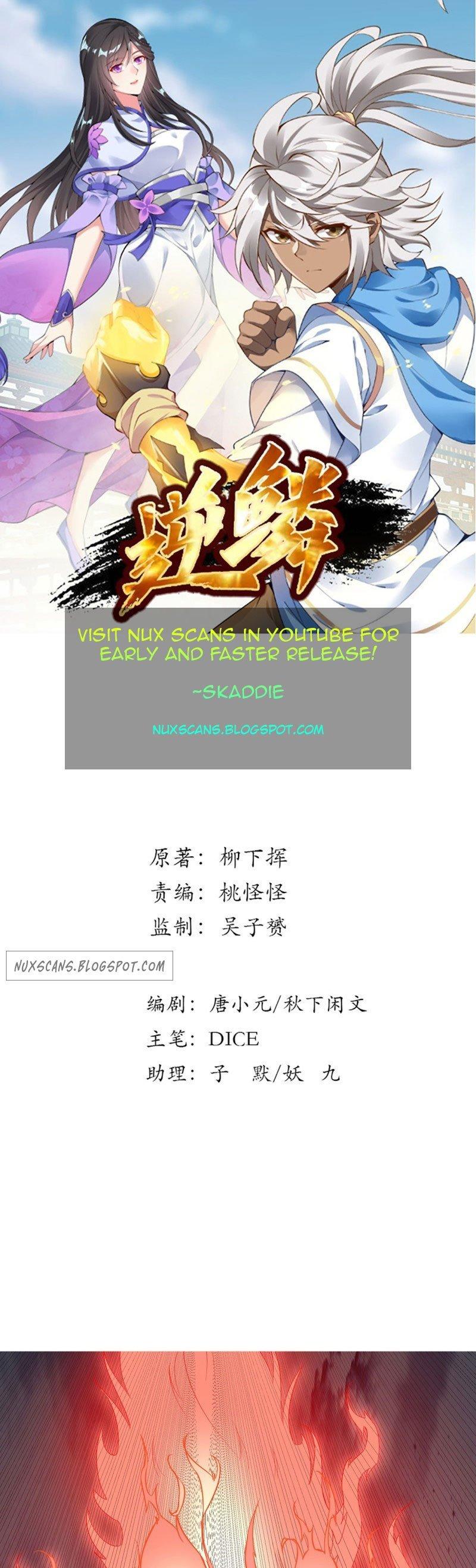 Manga Inverse Scale - Chapter 128 Page 1