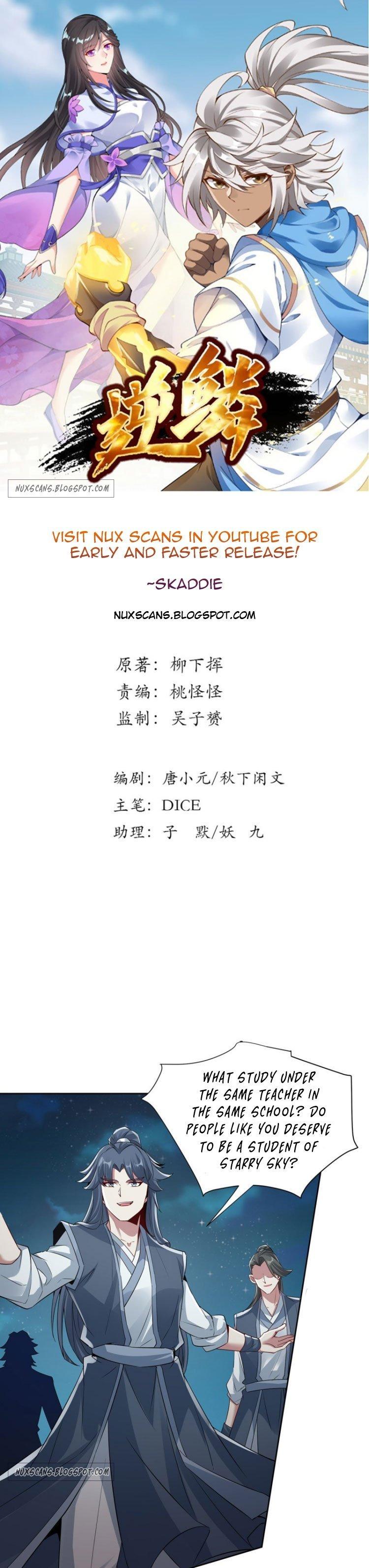 Manga Inverse Scale - Chapter 116 Page 1