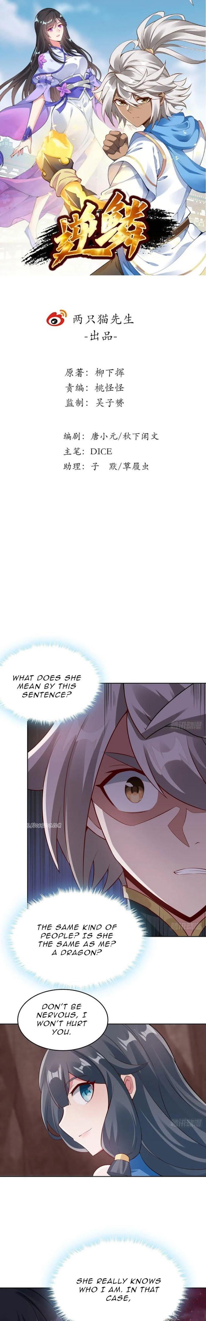 Manga Inverse Scale - Chapter 102 Page 1