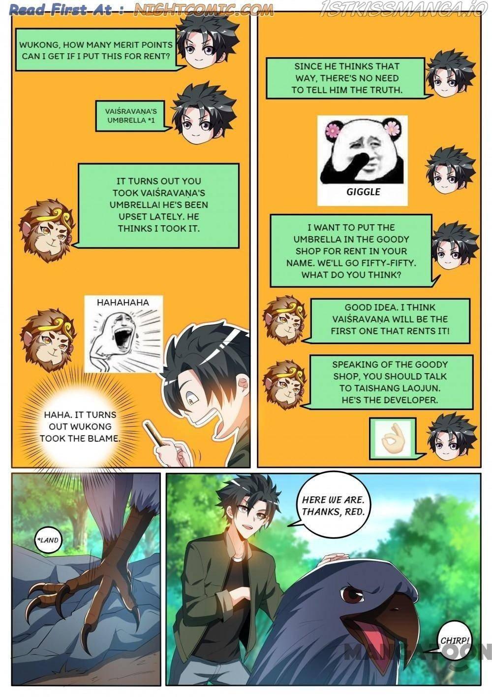 Manga My Amazing Wechat - Chapter 392 Page 1
