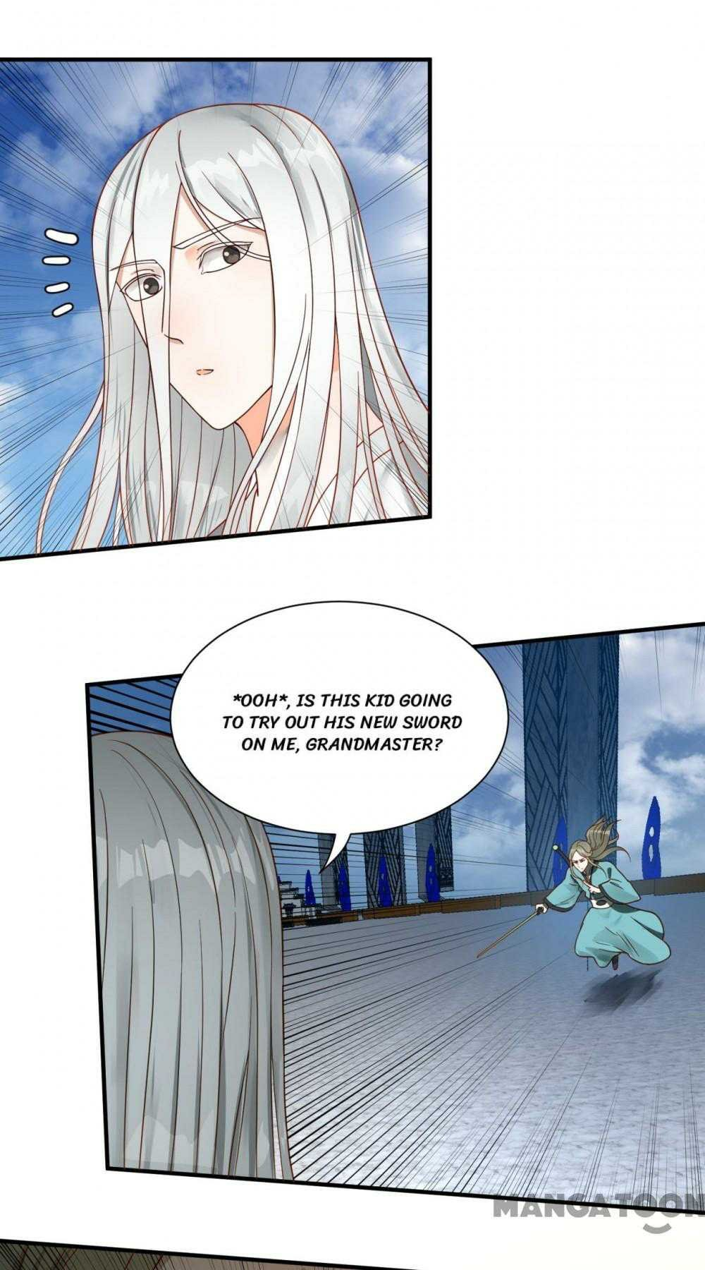 Manga My Three Thousand Years To The Sky - Chapter 93 Page 1