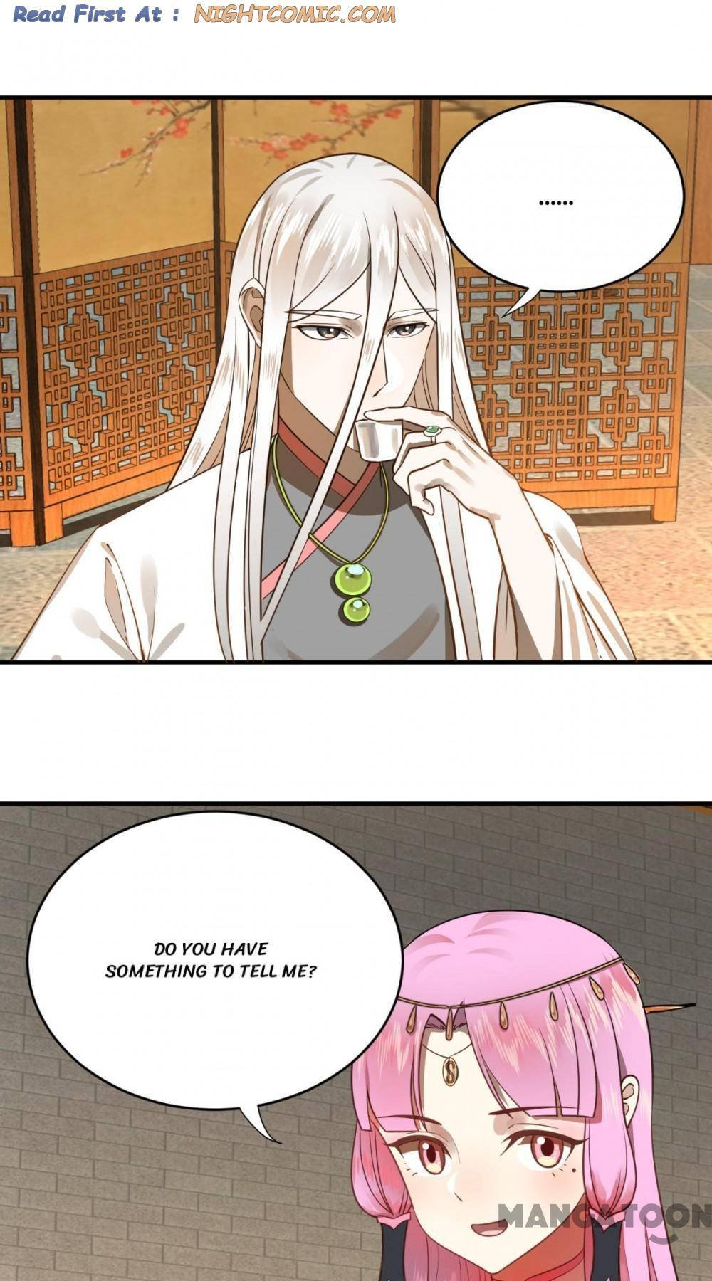 Manga My Three Thousand Years To The Sky - Chapter 186 Page 1