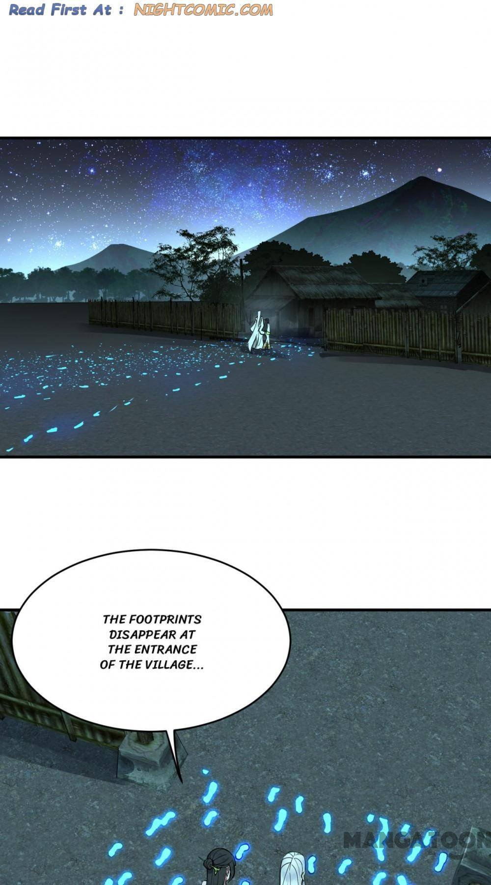 Manga My Three Thousand Years To The Sky - Chapter 194 Page 1