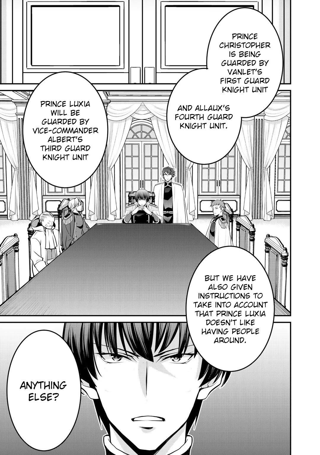 Manga Saikyou No Kurokishi, Sentou Maid Ni Tenshoku Shimashita - Chapter 34 Page 1