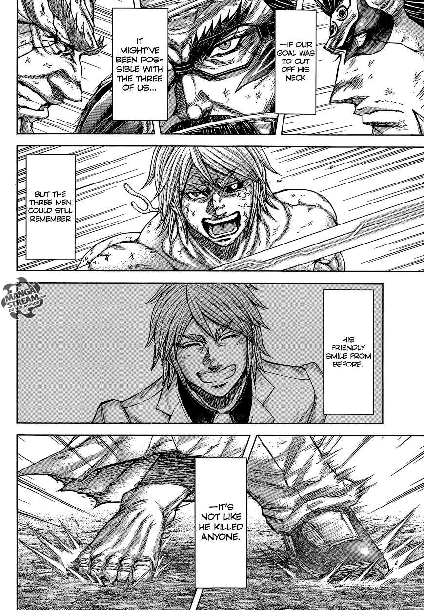 Terra Formars - Chapter 156 - Page 16 / Raw | Sen Manga