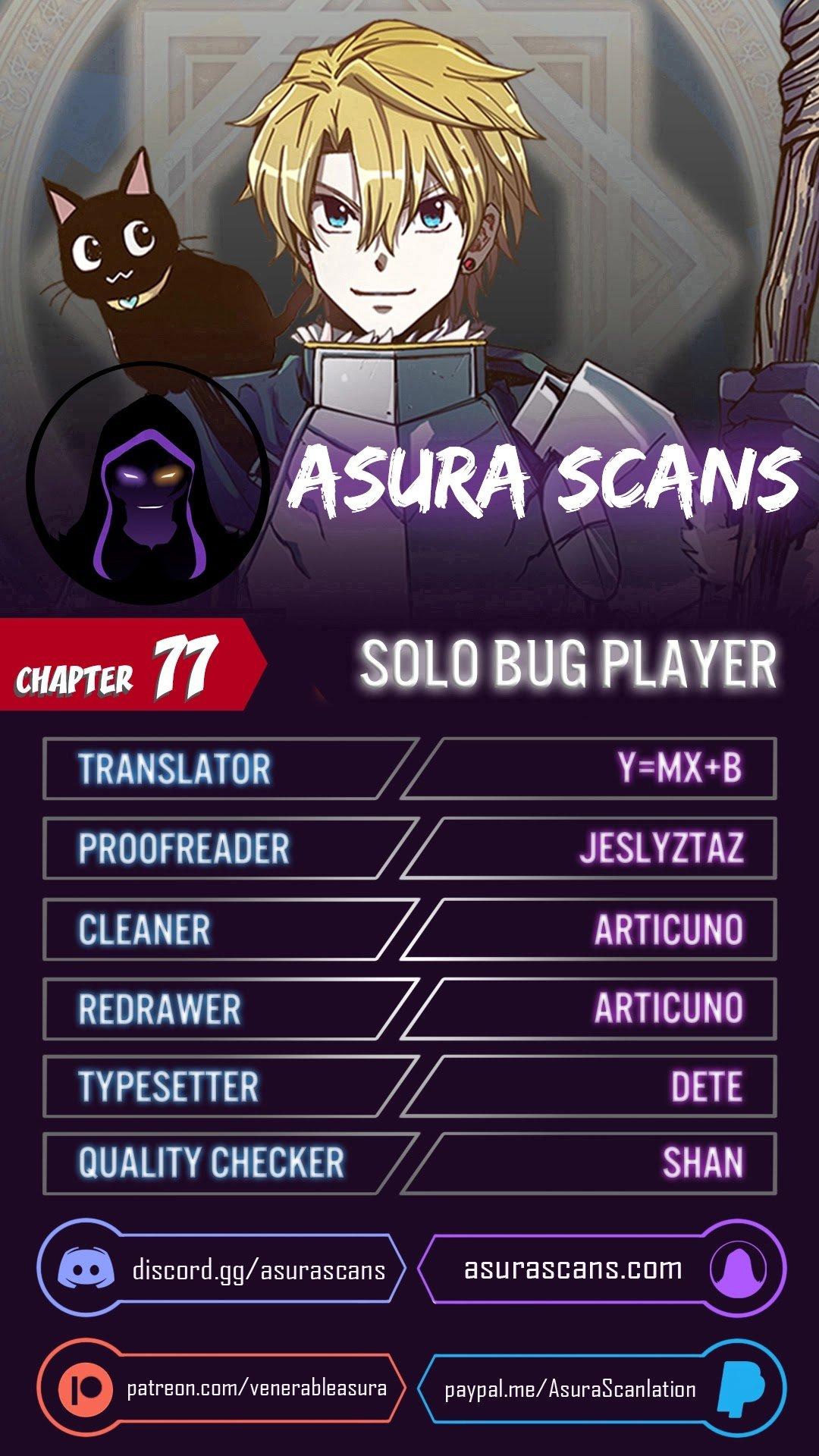Manga Bug Player - Chapter 77 Page 1