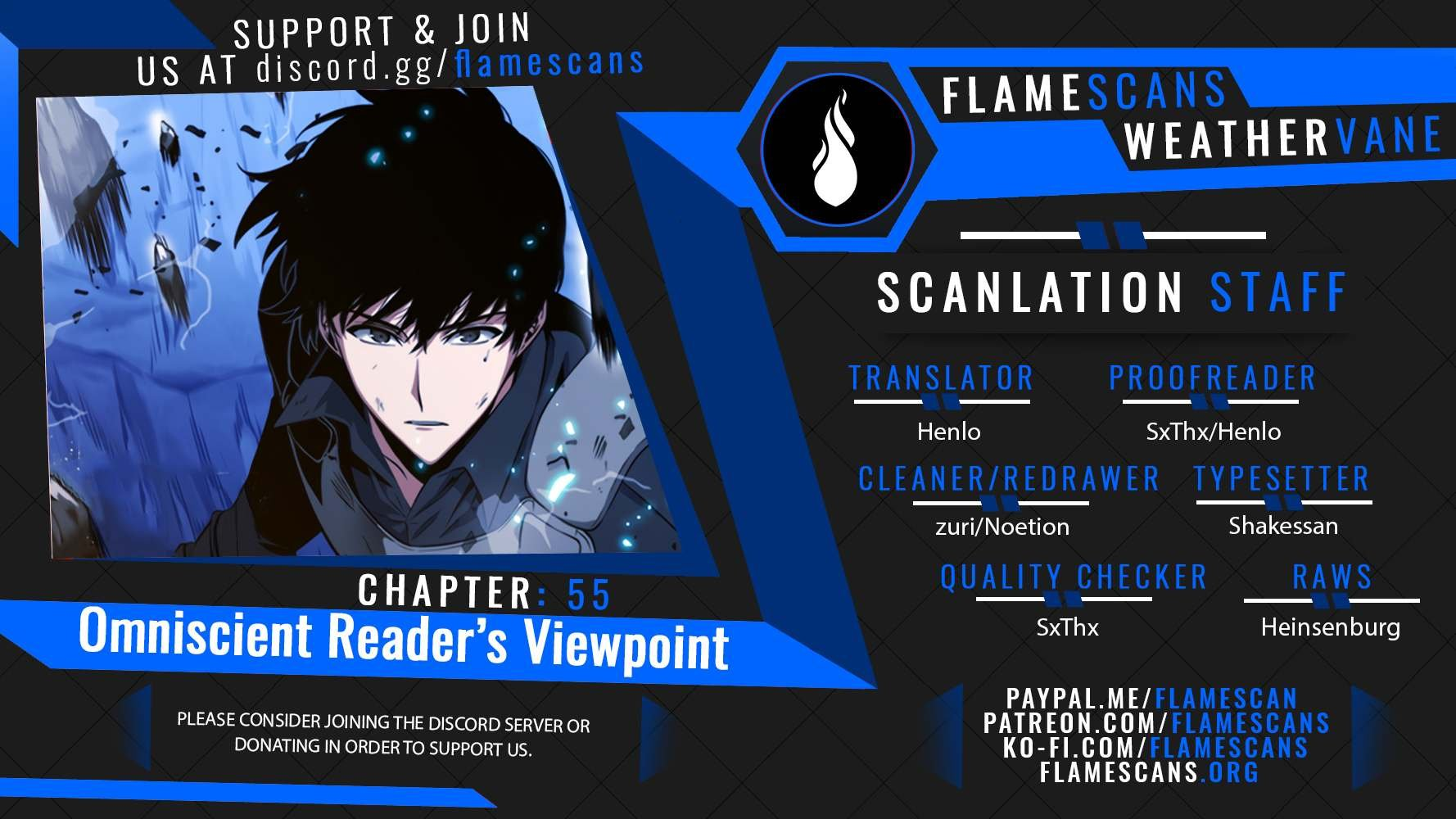 Manga Omniscient Reader'S Viewpoint - Chapter 55 Page 1