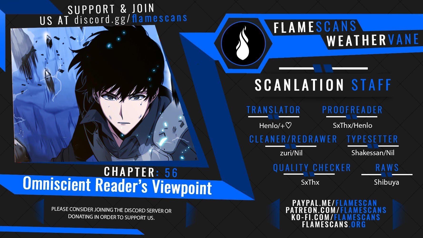 Manga Omniscient Reader'S Viewpoint - Chapter 56 Page 1