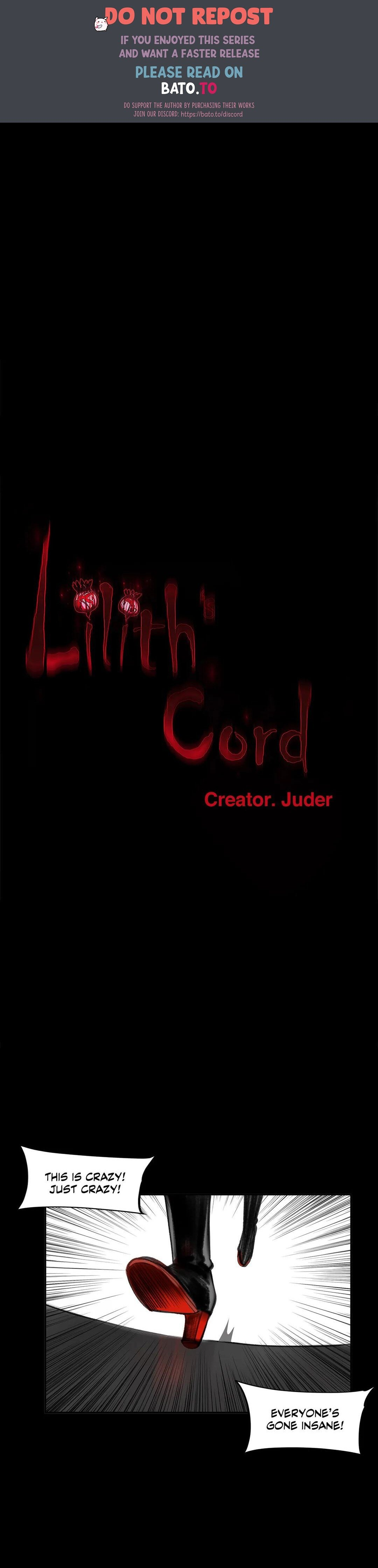 Manga Lilith's Cord - Chapter 79 Page 1