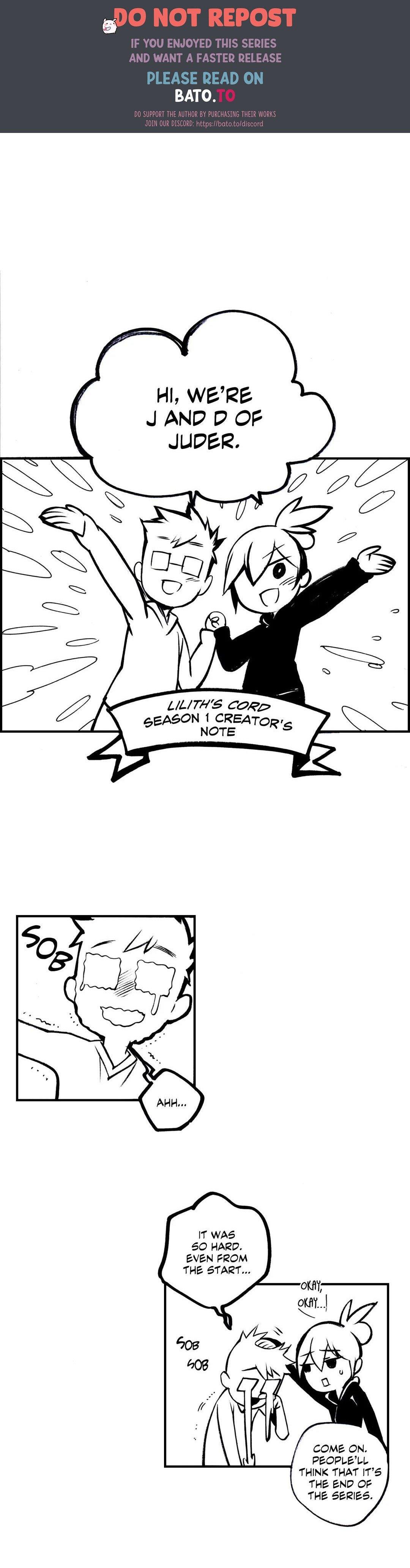 Manga Lilith's Cord - Chapter 60.5 Page 1