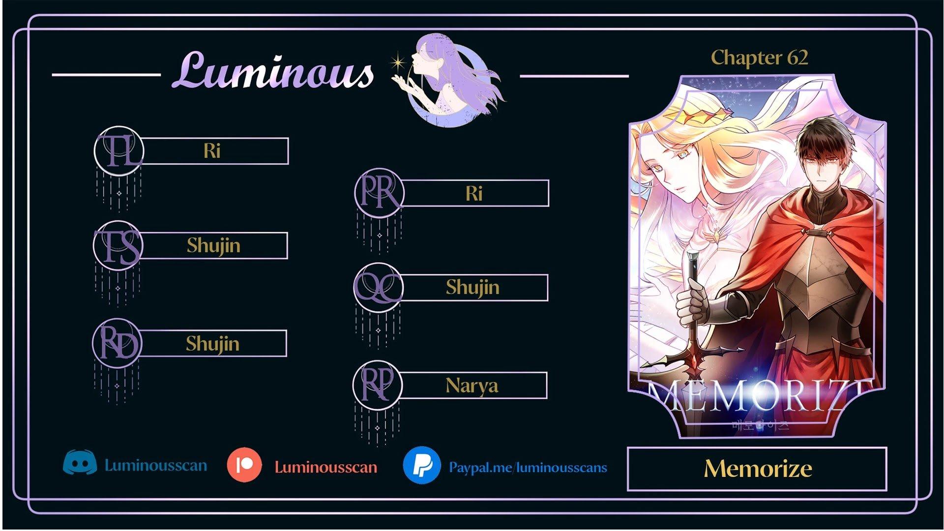 Manga Memorize - Chapter 62 Page 1