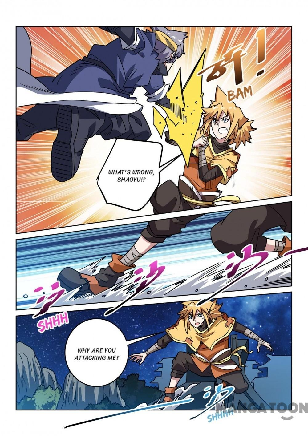 Manga Incomparable Demon King - Chapter 150 Page 1