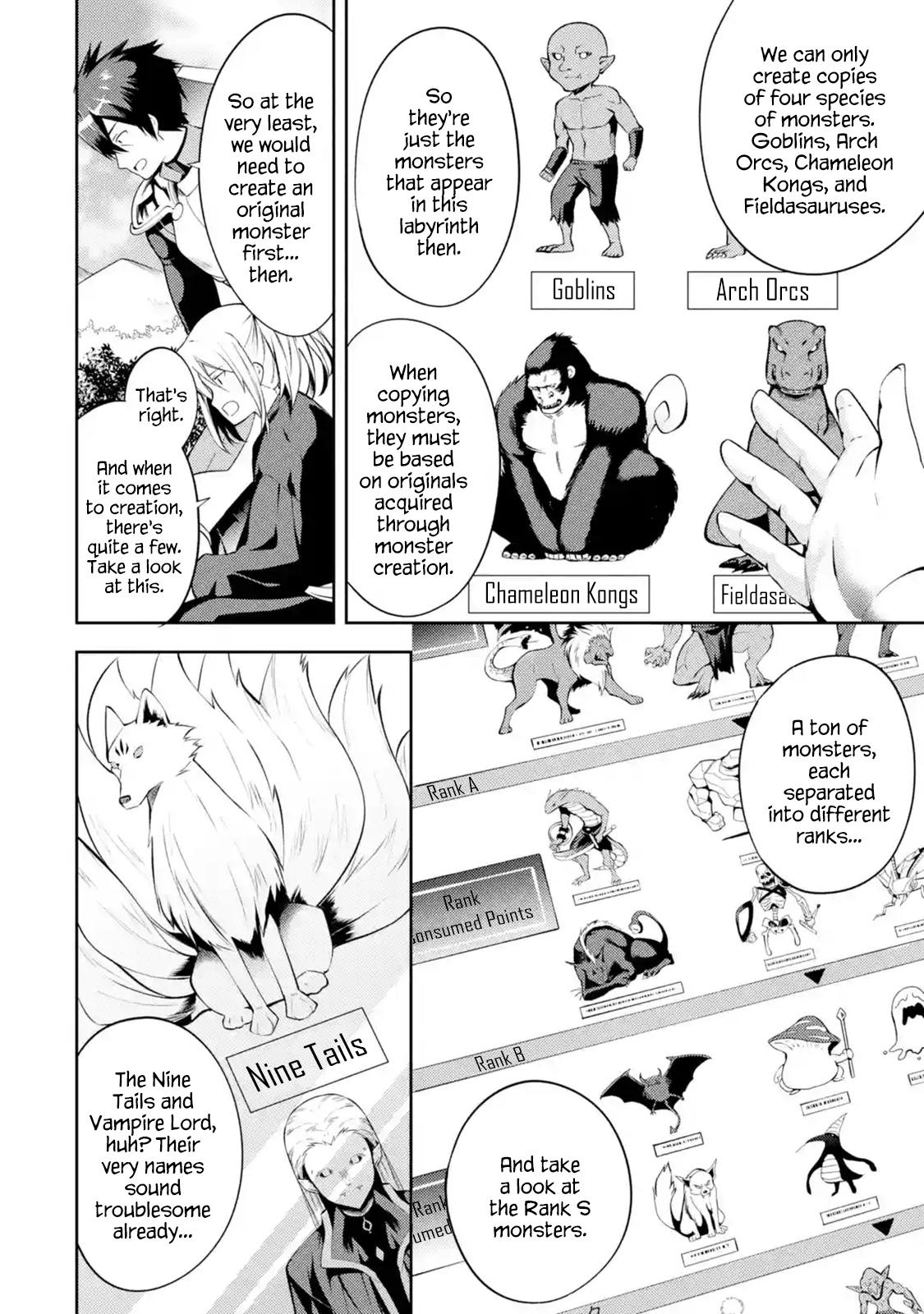 Manga The Labyrinth Raids of the Ultimate Tank ~The Tank Possessing a Rare 9,999 Endurance Skill was Expelled from the Hero Party~ - Chapter 11.3 Page 1