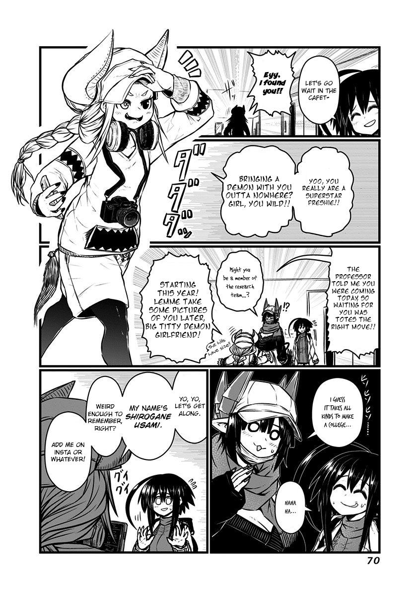 Manga Musuko ga Kawaikute Shikataganai Mazoku no Hahaoya - Chapter 132 Page 7