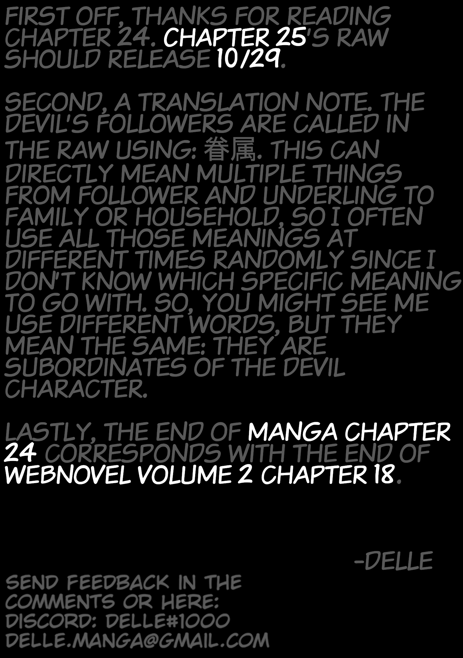 Manga The Other World Doesn't Stand A Chance Against The Power Of Instant Death. - Chapter 24 Page 32