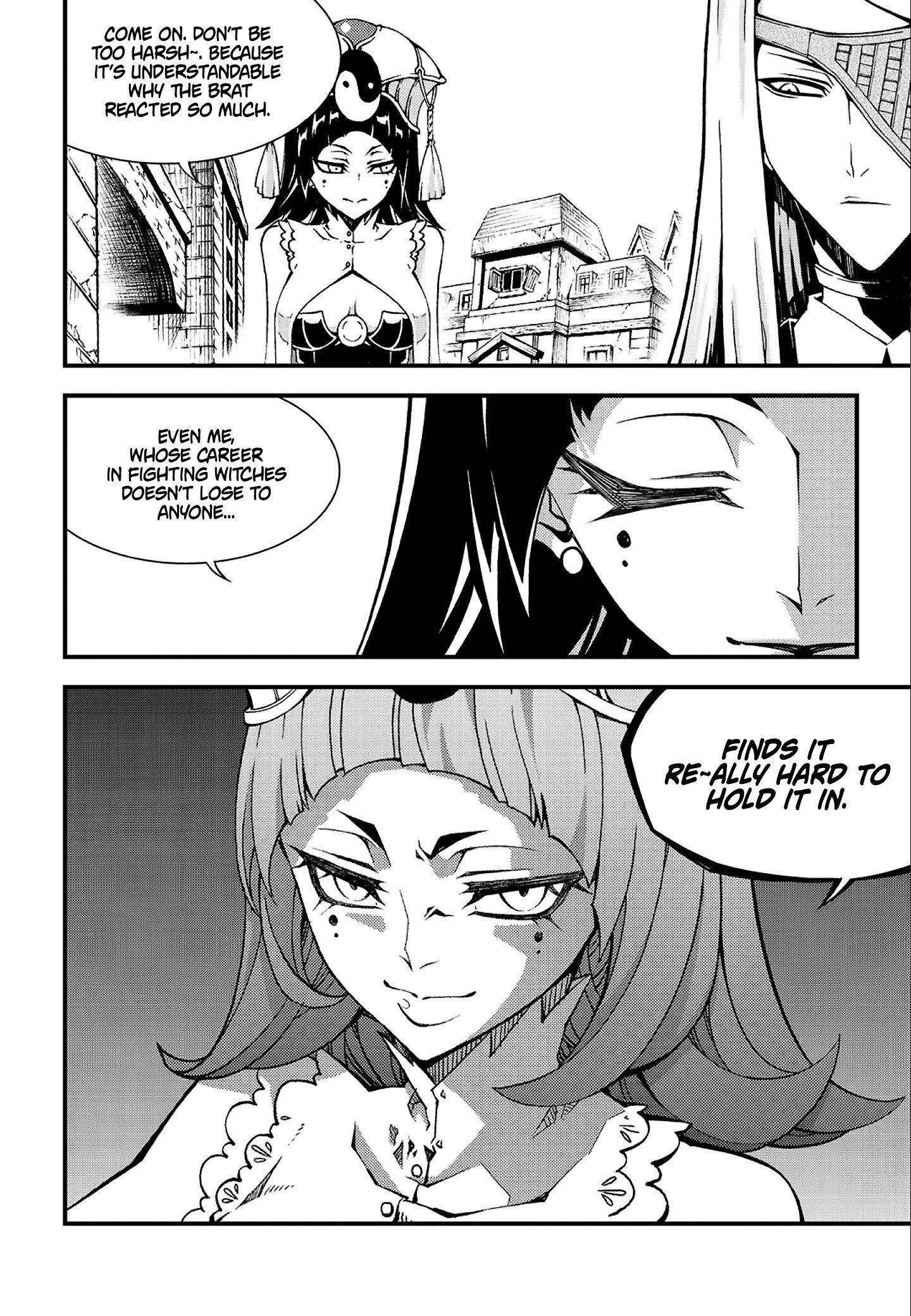 Manga Witch Hunter - Chapter 219 Page 12