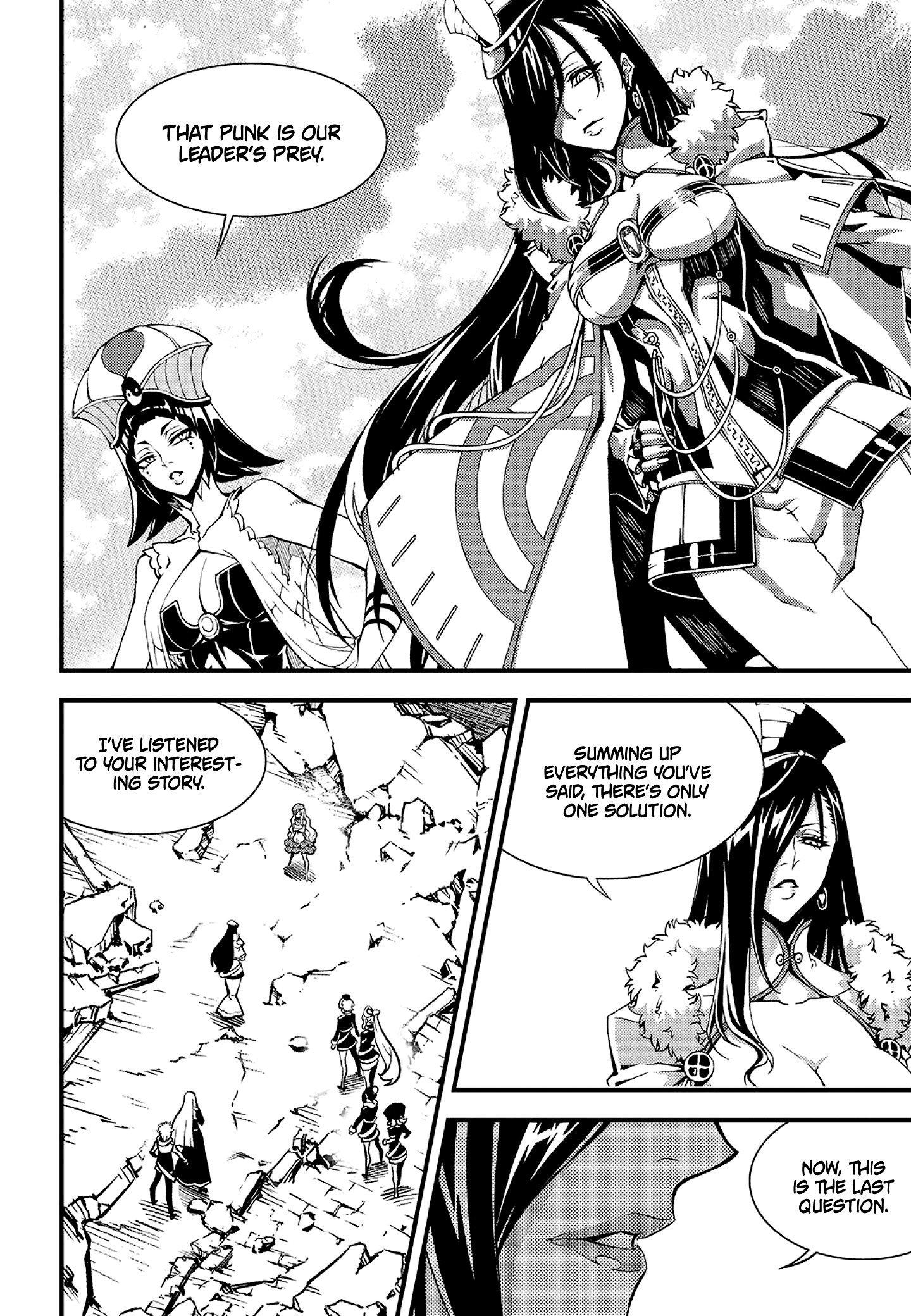 Manga Witch Hunter - Chapter 219 Page 14