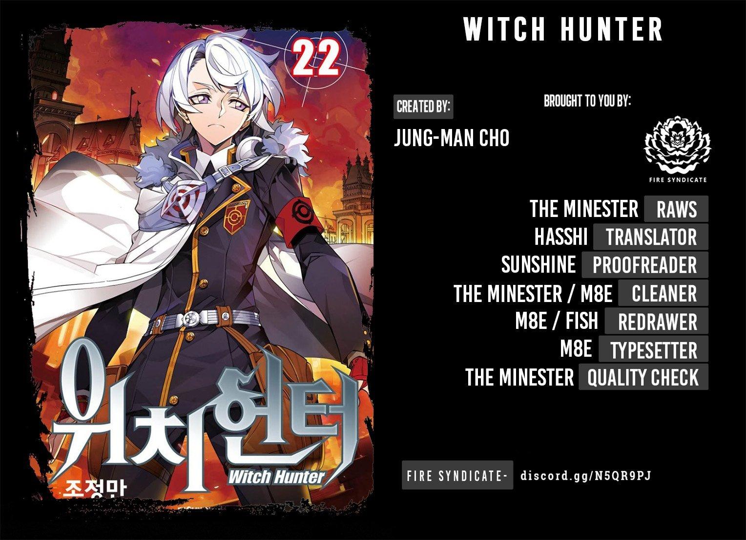 Manga Witch Hunter - Chapter 219 Page 2