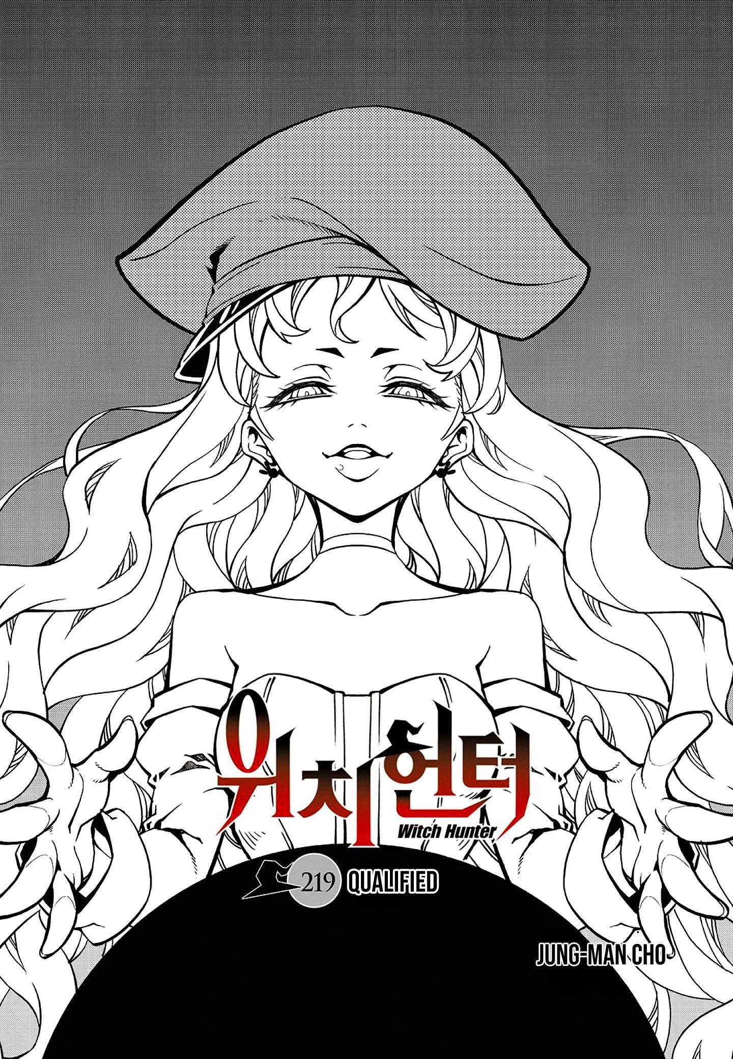 Manga Witch Hunter - Chapter 219 Page 1
