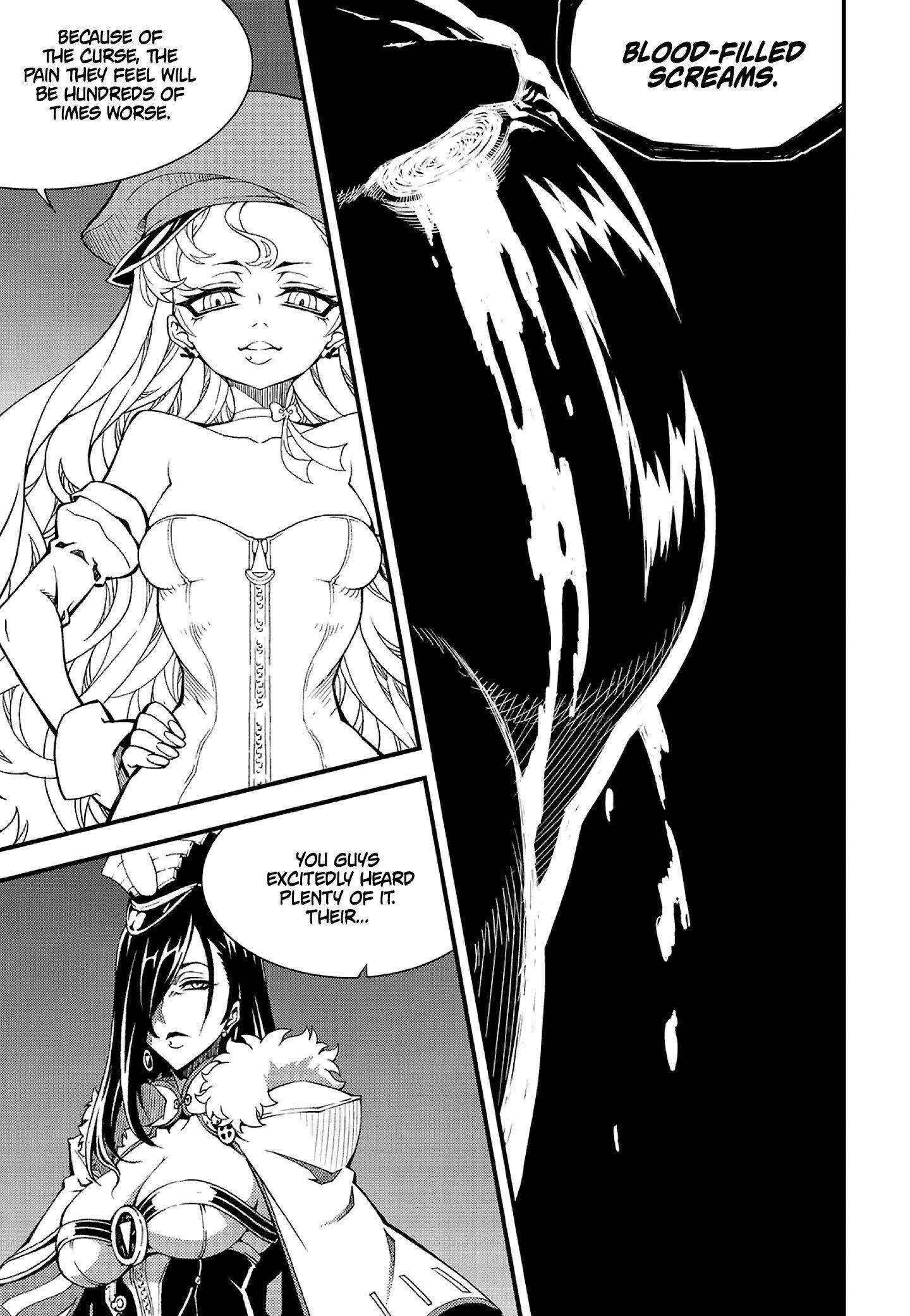 Manga Witch Hunter - Chapter 219 Page 7