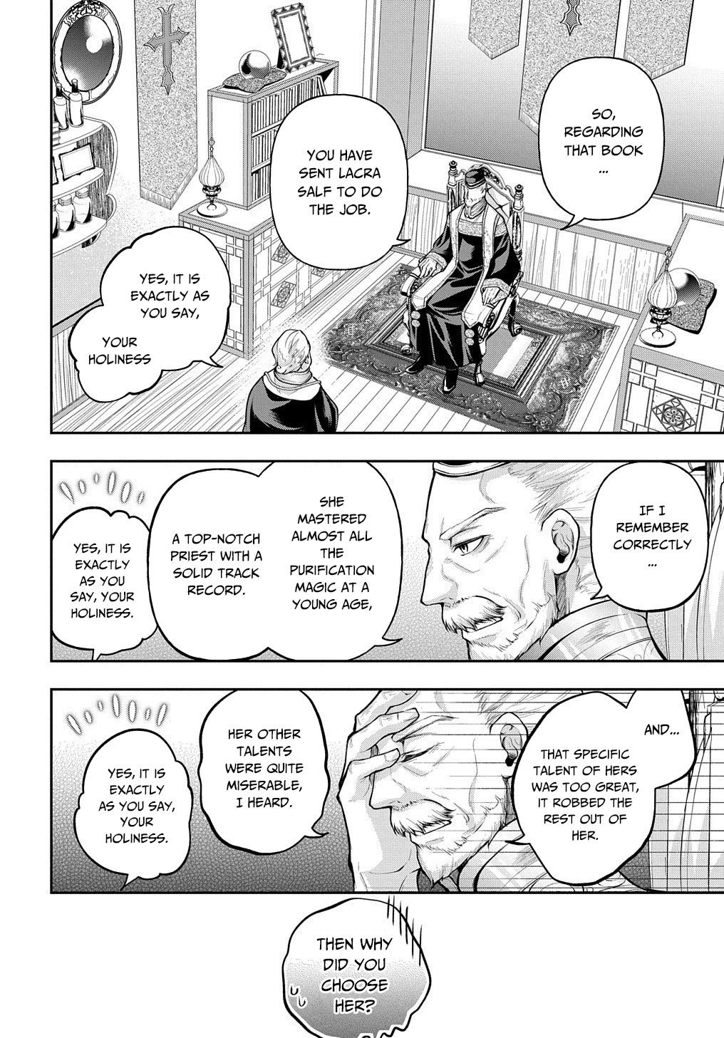 Manga It's Sudden, but I came to Another World! But I hope to live Safely - Chapter 16 Page 33