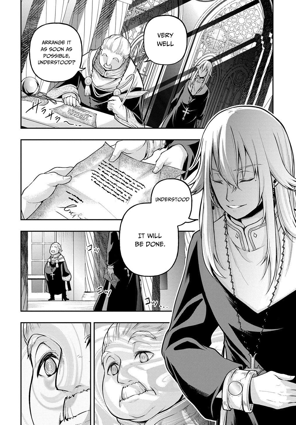 Manga It's Sudden, but I came to Another World! But I hope to live Safely - Chapter 16 Page 39