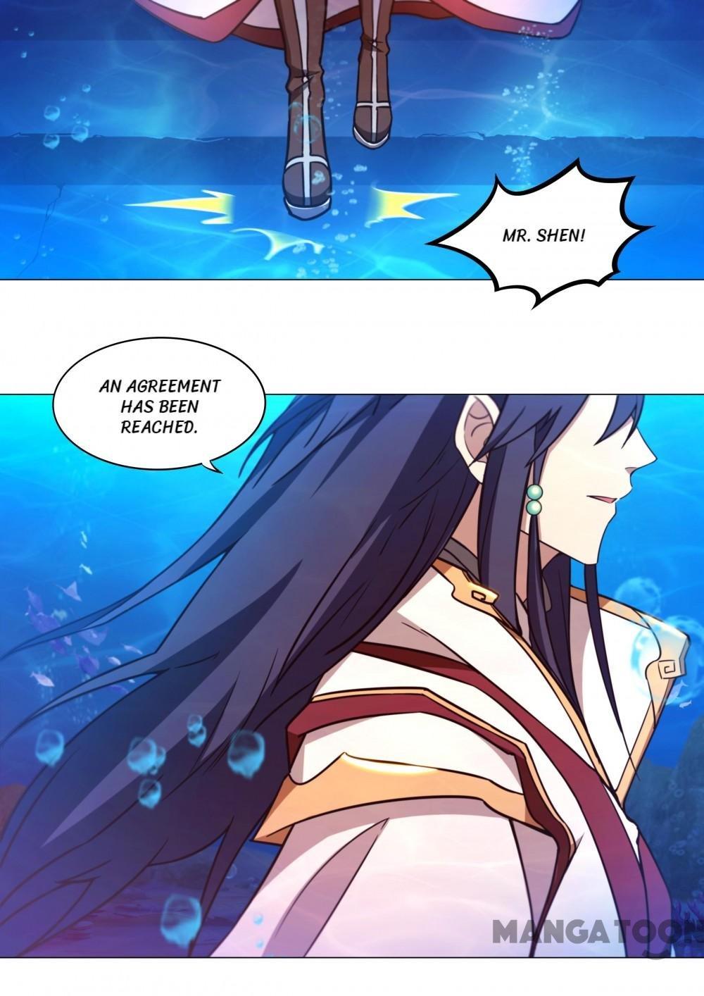 Manga Everlasting God of Sword - Chapter 110 Page 1