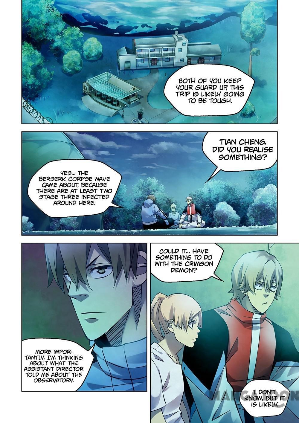 Manga The Last Human - Chapter 251 Page 1