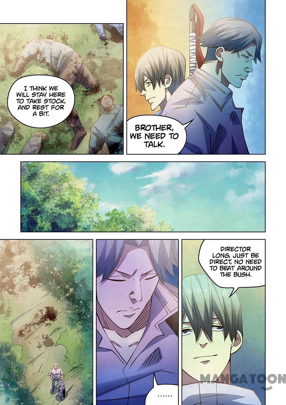 Manga The Last Human - Chapter 251 Page 11