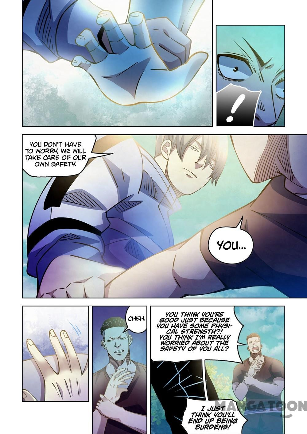 Manga The Last Human - Chapter 251 Page 4