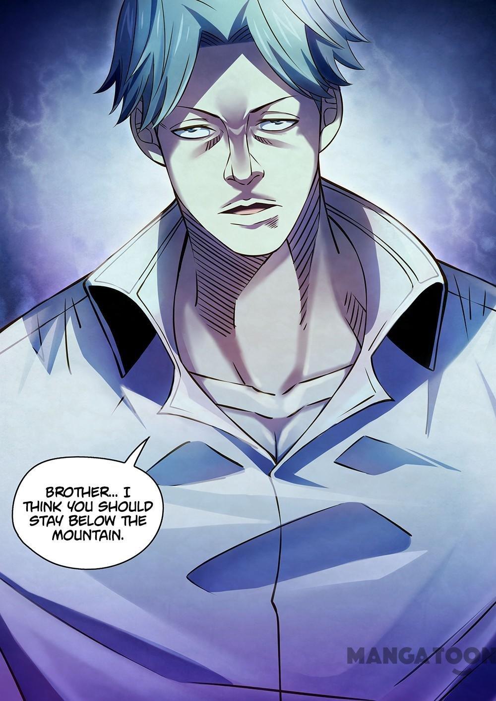 Manga The Last Human - Chapter 251 Page 12