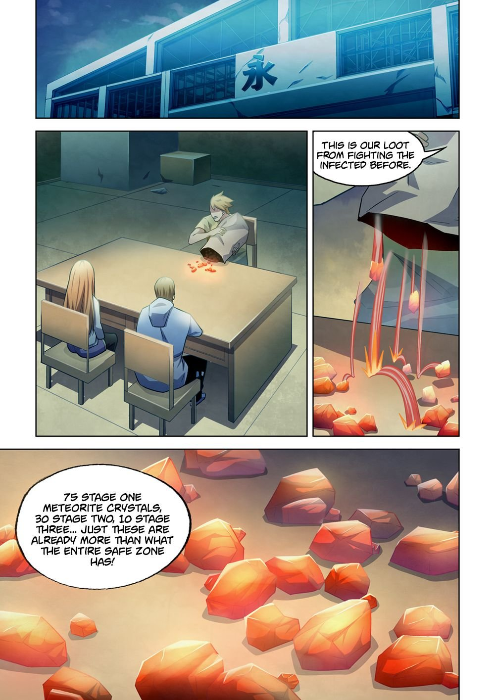 Manga The Last Human - Chapter 281 Page 2
