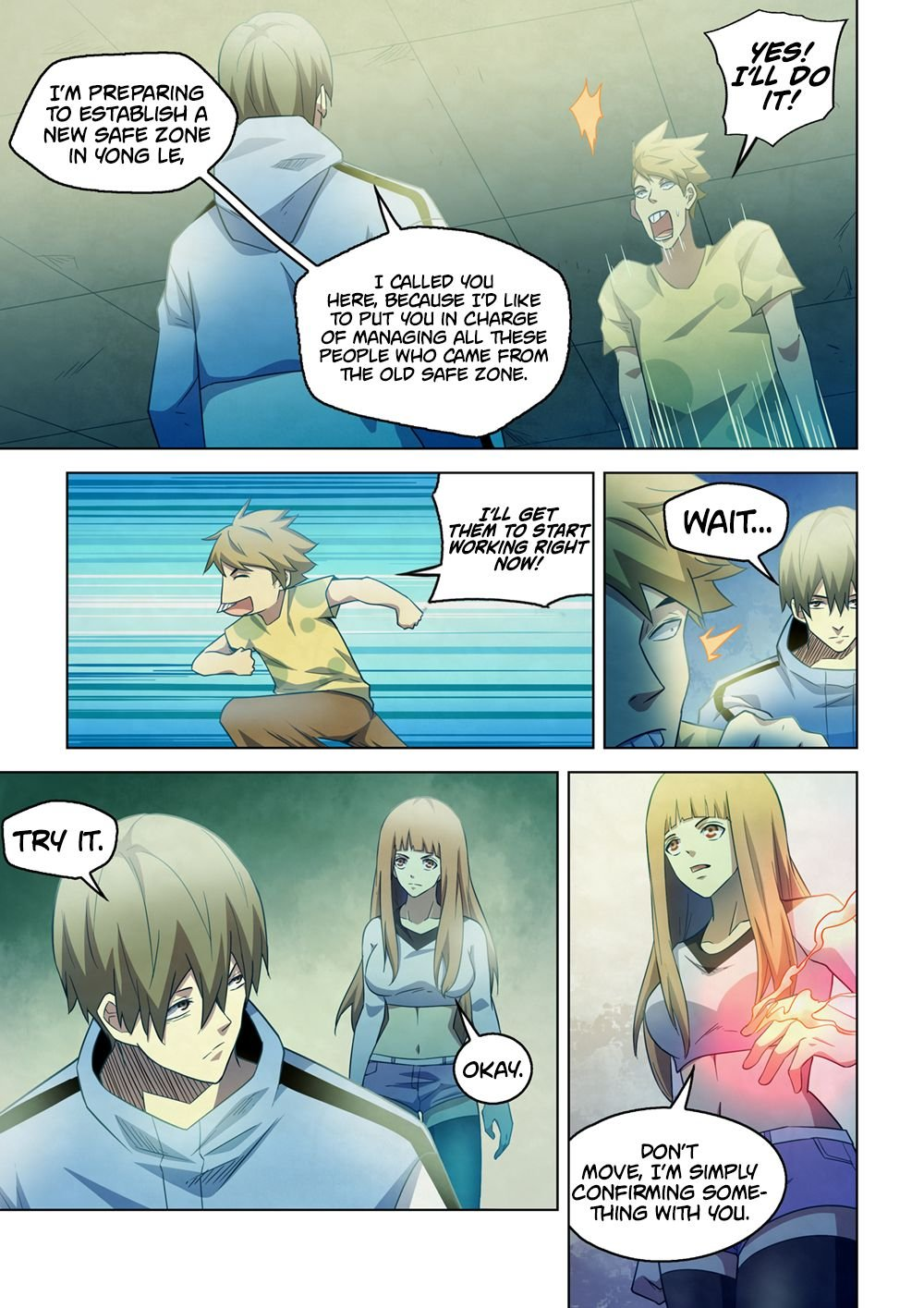 Manga The Last Human - Chapter 281 Page 6