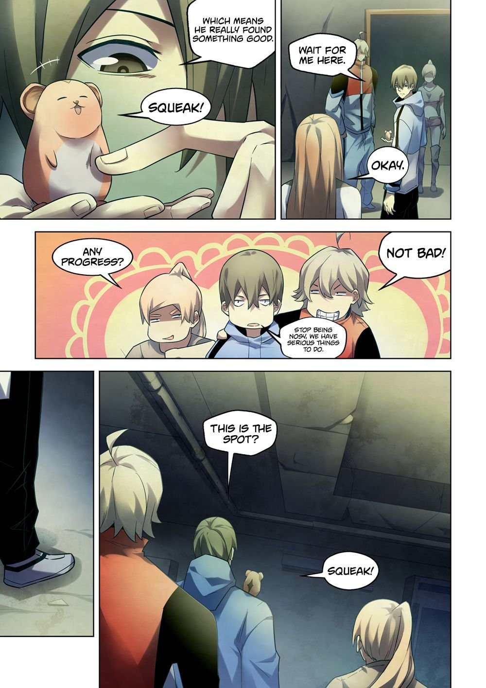 Manga The Last Human - Chapter 281 Page 10