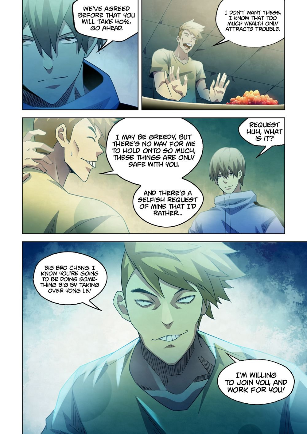 Manga The Last Human - Chapter 281 Page 3