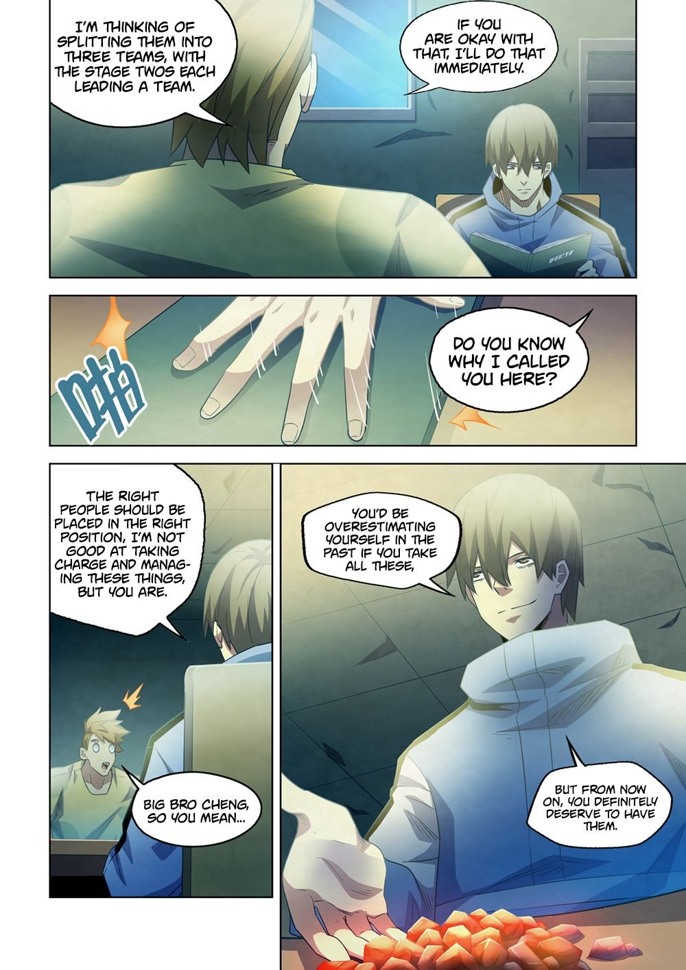 Manga The Last Human - Chapter 281 Page 5