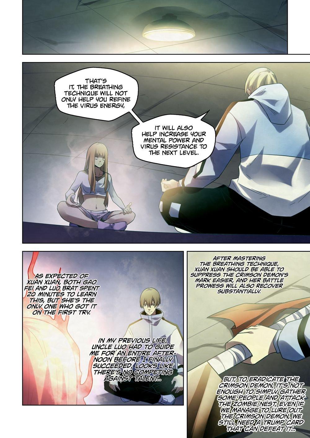 Manga The Last Human - Chapter 281 Page 15