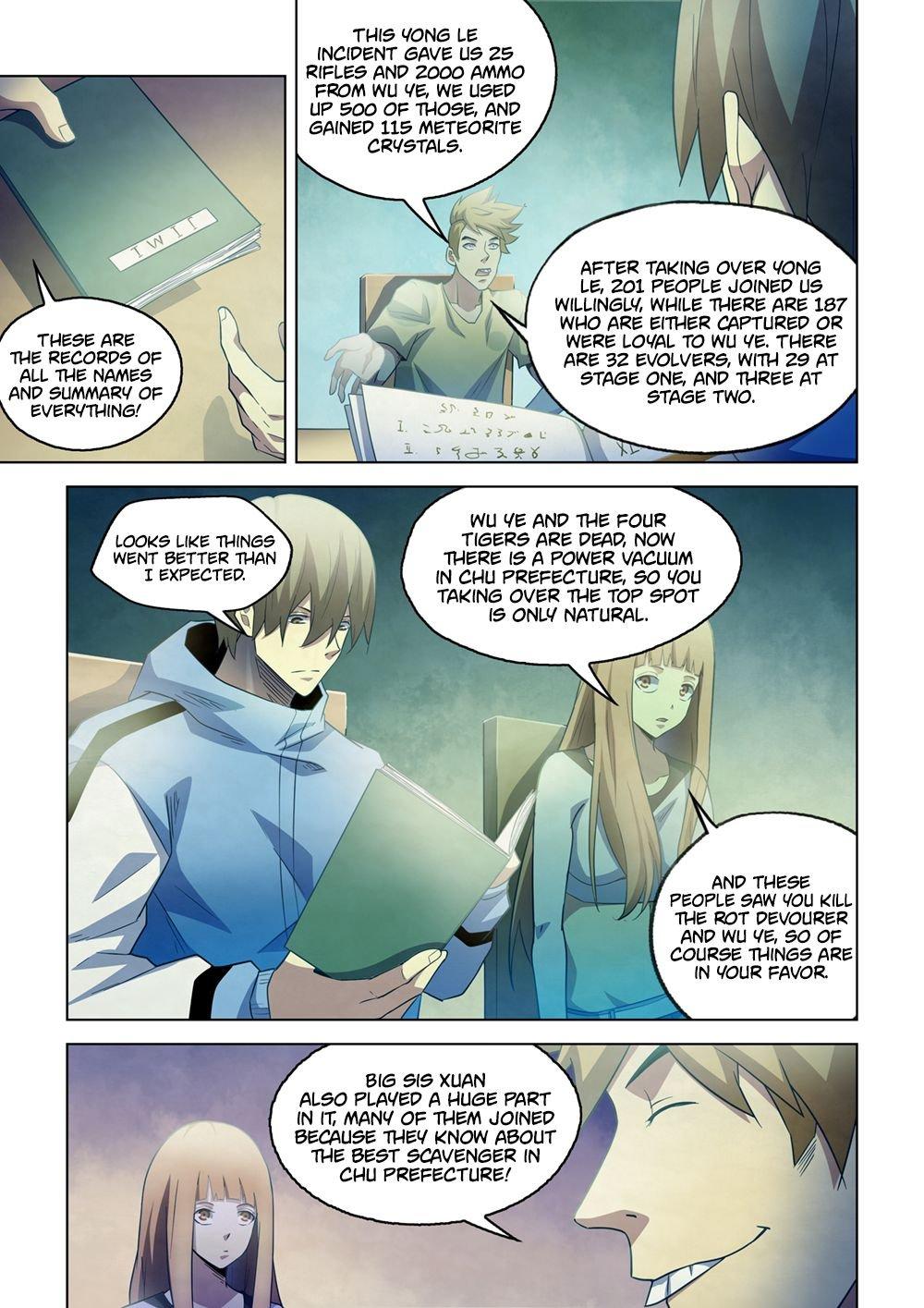 Manga The Last Human - Chapter 281 Page 4