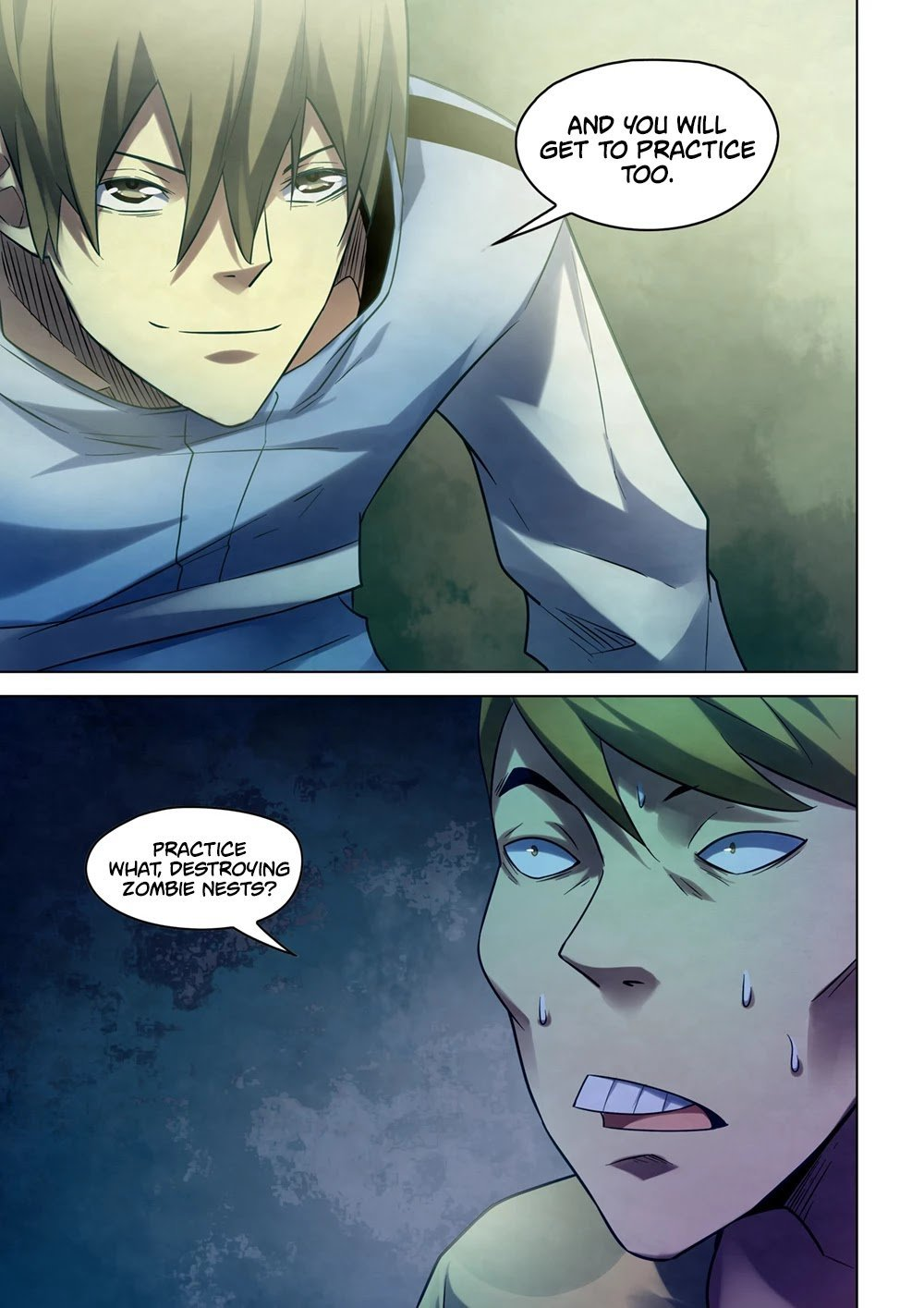 Manga The Last Human - Chapter 282 Page 16